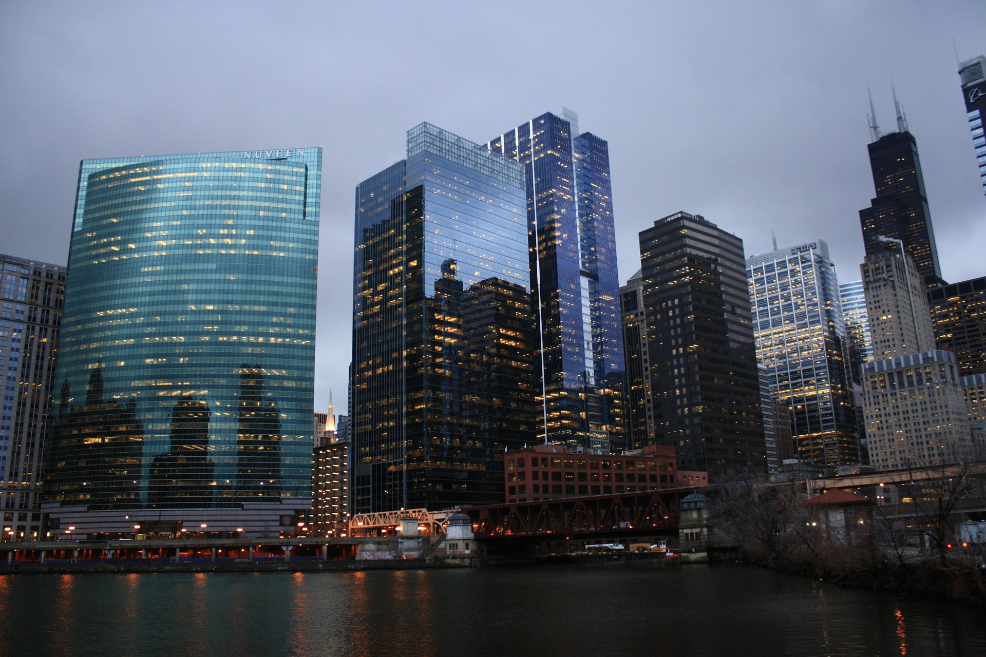 We are a Chicago-Based <br> Financial and Consulting Firm